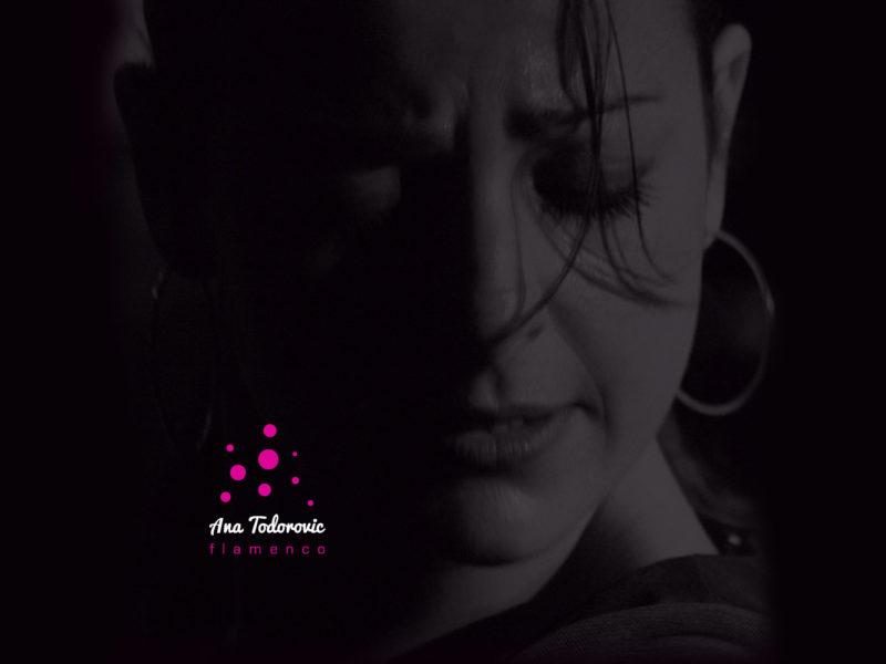 Webdesigner Maastricht, Ana Todorovic Flamenco huisstijl en website design